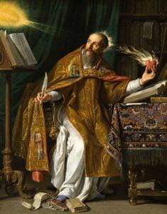 Saint Augustine- Public Domain